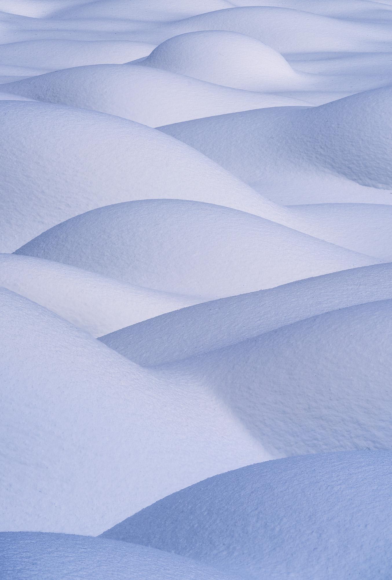 Snow Designs, Jasper National Park, Aberta, Canada
